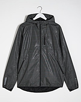 Superdry Reflective Training Packable Shell Jacket