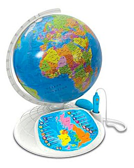 Clementoni Educational Talking Globe