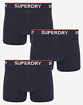 Superdry 3 Pack Classic Boxer