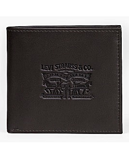Levi's Vintage Bifold Coin Wallet