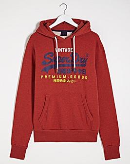 Superdry Vintage Label Hoodie