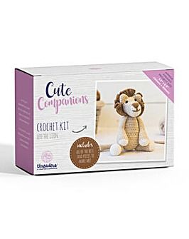 Cute Companions - Lion Crochet Kit