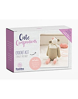 Cute Companions - Sheep Crochet Kit