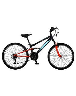 """Falcon Neutron Boys Mountain 24""""wheel Bike"""