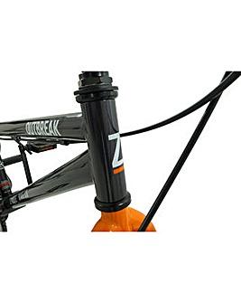"""Zombie Outbreak Unisex 20"""" wheel bike"""