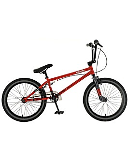 "Zombie Apocalypse Unisex 20"" wheel bike"
