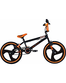 "Zombie Slackjaw Unisex BMX 20""wheel Bike"
