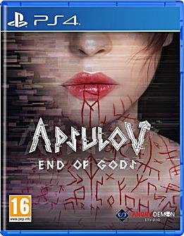 Apsulov End of Gods PS4