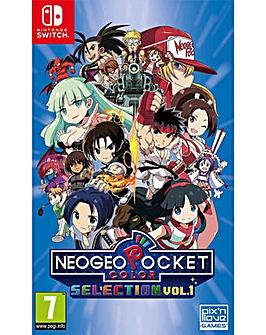 NeoGeo Pocket Color Vol. 1 Switch