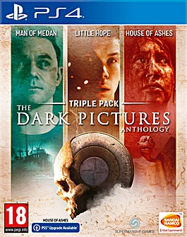 The Dark Pictures Triple Pack PS4