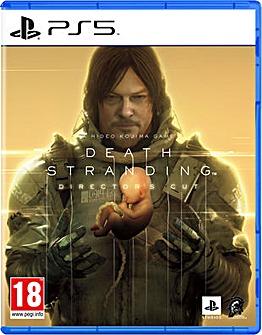 Death Stranding Directors Cut PS5