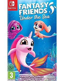 Fantasy Friends Under the Sea Switch