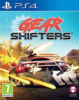Gearshifters PS4