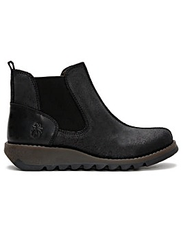 Fly London Sebe Leather Chelsea Boots