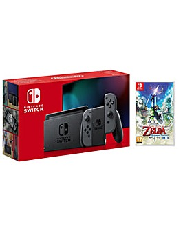 Nintendo Switch and The Legend of Zelda