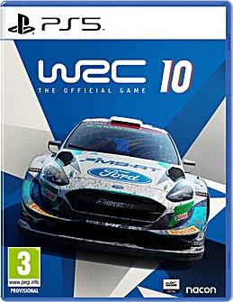 WRC 10 PS5