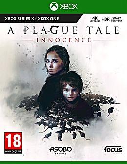 A Plague Tale Innocence Xbox Series X
