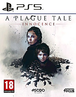 A Plague Tale Innocence PS5