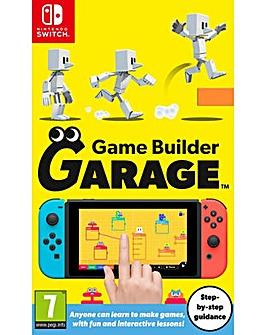 Game Builder Garage Switch