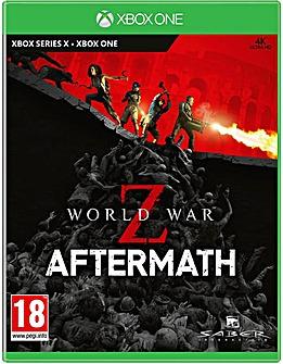 World War Z Aftermath Xbox One Series X