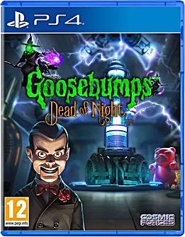 Goosebumps Dead of Night PS4