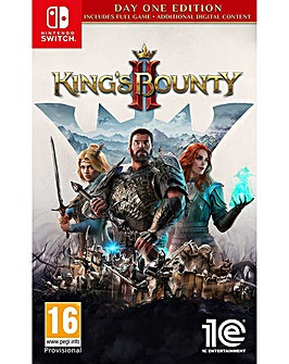 Kings Bounty II Day One Edition Switch