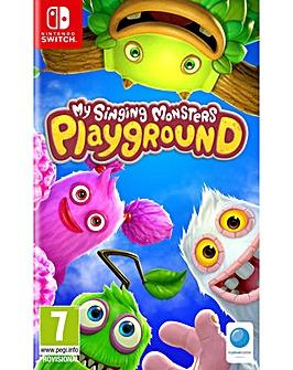 My Singing Monsters Playground Switch