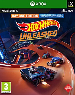 Hot Wheels Unleashed Day One Series X