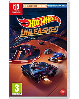 Hot Wheels Unleashed Day One Switch