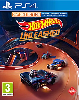 Hot Wheels Unleashed Day One PS4