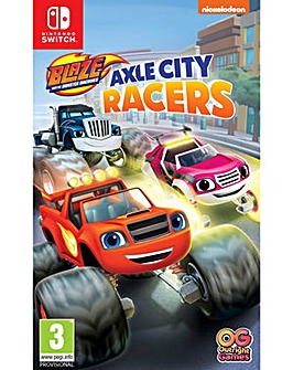 Blaze and the Monster Machines Switch
