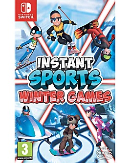 Instant Sports Winter Games Switch