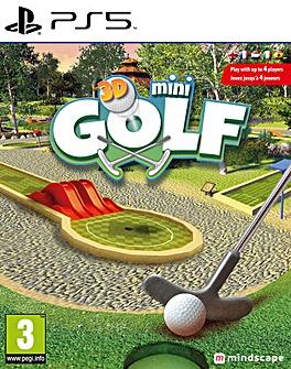 3D Mini Golf PS5