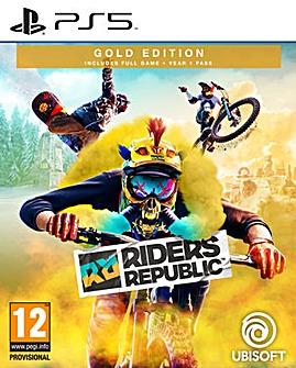 Riders Republic Gold Edition PS5