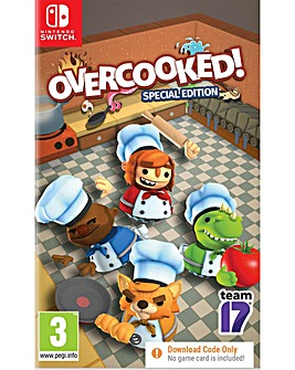 Overcooked Special Ed CODE IN BOX Switch