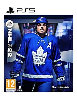 NHL 22 PS5