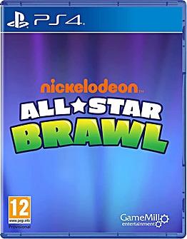 Nickelodeon All Star Brawl PS4