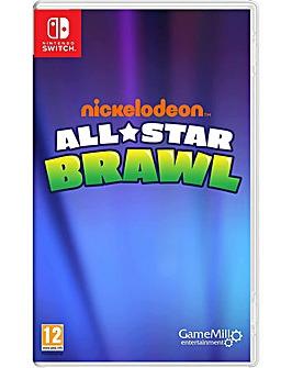 Nickelodeon All Star Brawl Switch