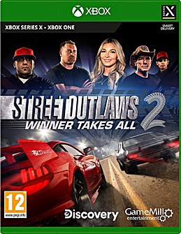 Street Outlaws 2 Winner Takes All Xbox