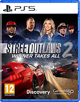 Street Outlaws 2 Winner Takes All PS5