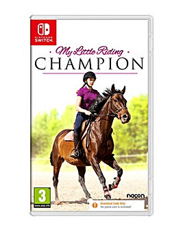 My Little Riding Champion CODE IN A BOX