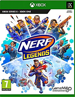 Nerf Legends Xbox One andSeries X