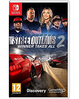 Street Outlaws 2 Winner Takes All Switch
