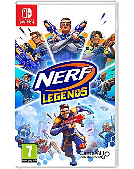 Nerf Legends Switch