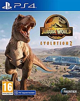 Jurassic World Evolution 2 PS4