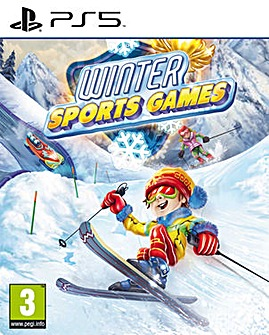 Winter Sports Games PS5