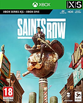 Saints Row Day One Edition Xbox