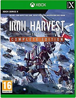 Iron Harvest Complete Edition Series X