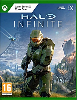Halo Infinite Series X and Xbox One