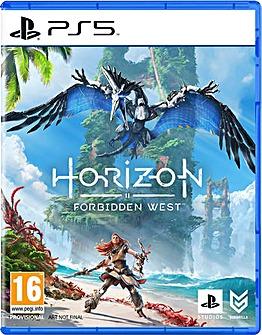 Horizon 2 Forbidden West PS5